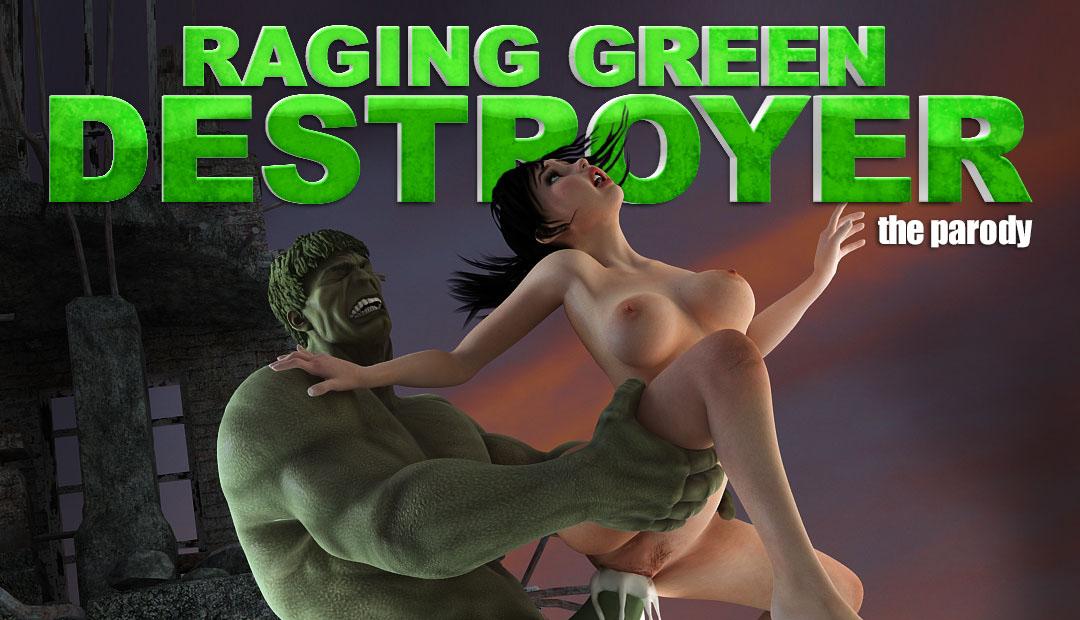 Raging Green Executioner - Freeadultporngamescom-6675